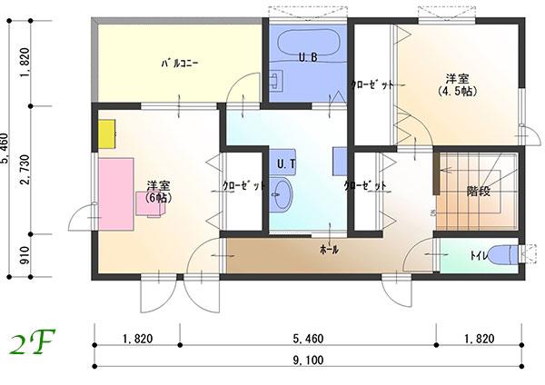 間取りプラン7-2階